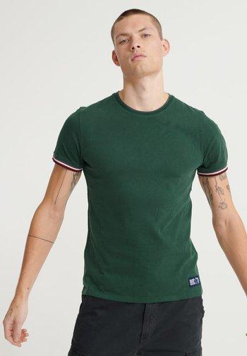 ORANGE LABEL - T-shirt print - academy green