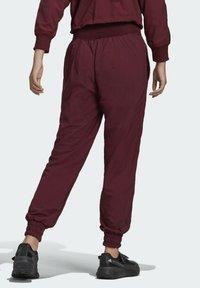 adidas by Stella McCartney - CF MACCARTNEY TRAINING WORKOUT PANTS - Pantalones deportivos - burgundy - 2