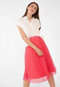 ORSAY - A-line skirt - calypso rot - 2