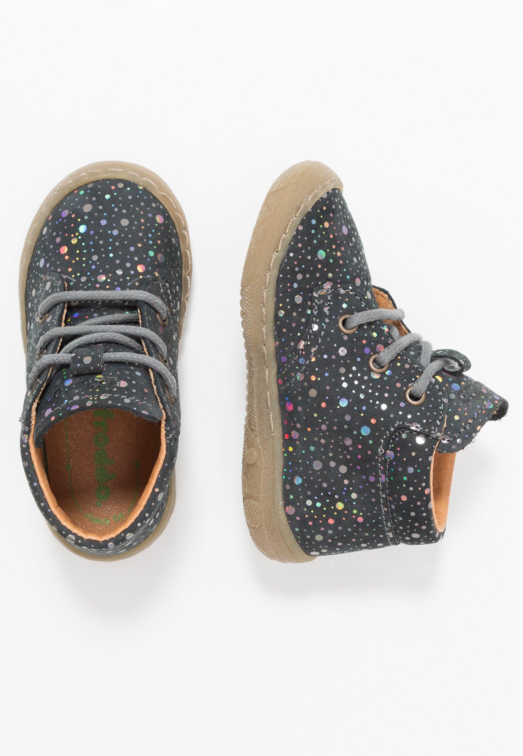 Kids KART LACES SLIM FIT - Lace-up ankle boots