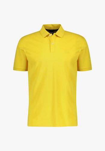 KURZARM - Polo shirt - gelb