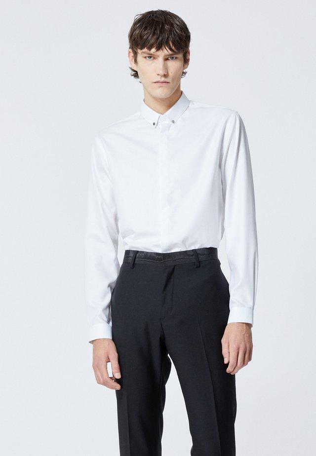 CHEMISE - Hemd - white