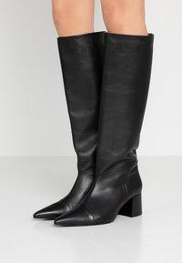 Tiger of Sweden - LANDON - Boots - black - 0