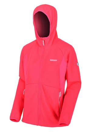 TEROTA EXTOL STRETCH - Fleece jacket - neon pink