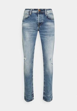 MARCO - Slim fit jeans - blue denim