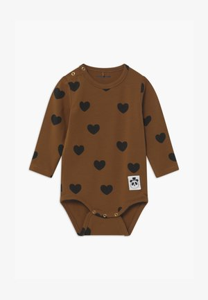 BABY HEARTS UNISEX - Body - brown