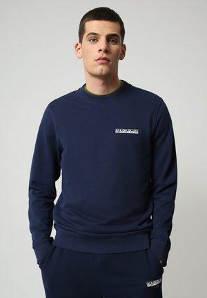 B-SURF CREW - Pullover - medieval blue
