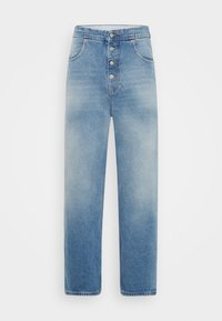 MM6 Maison Margiela - PANTS POCKETS - Relaxed fit jeans - vintage used/blue - 6