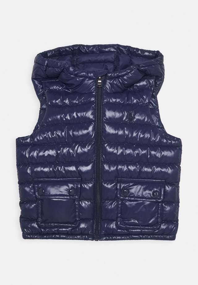 OUTERWEAR - Veste sans manches - french navy