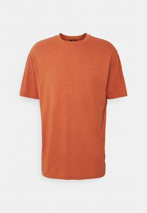 ONSANDREW LIFE TEE - Print T-shirt - auburn