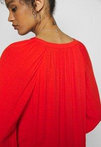 Esprit - BLOUSE - Blouse - orange red - 4