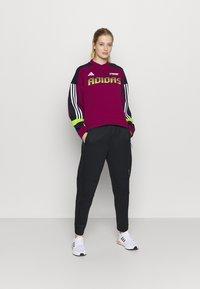 adidas Performance - URBAN CREW - Sweatshirt - berry - 1