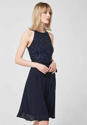 Cocktail dress / Party dress - deep sea