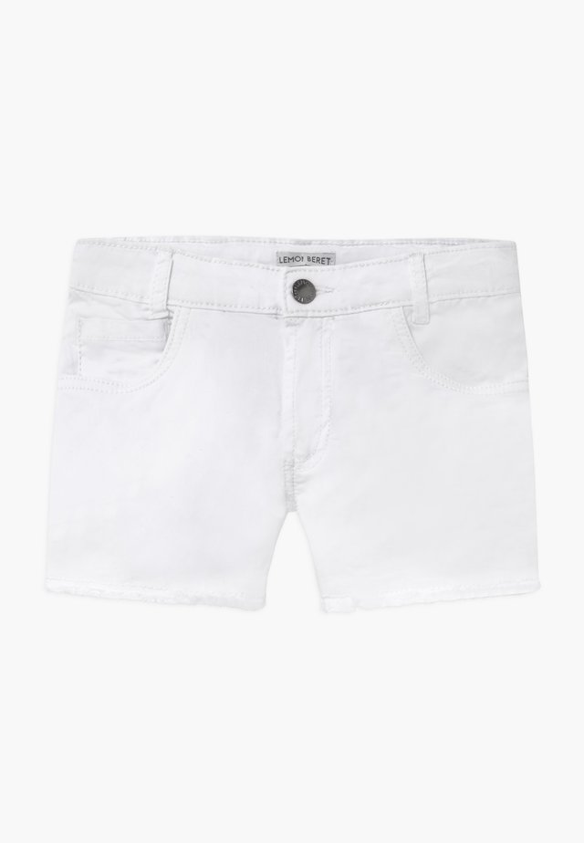 TEEN GIRLS - Shorts - optical white