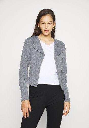 VISANKA JACKET - Blazer - mottled grey