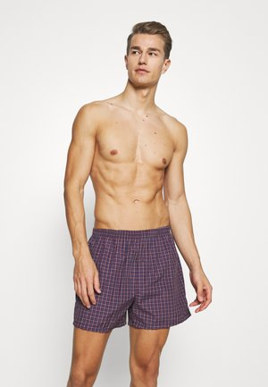 5 PACK - Boksershorts - bordeaux