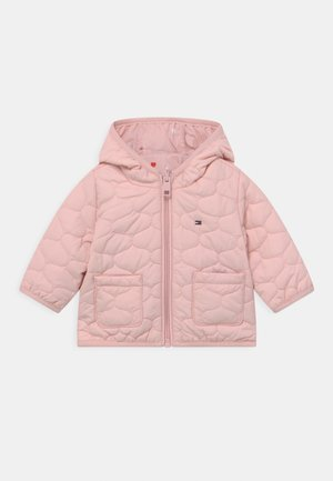 BABY REVERSIBLE UNISEX - Winter jacket - pink