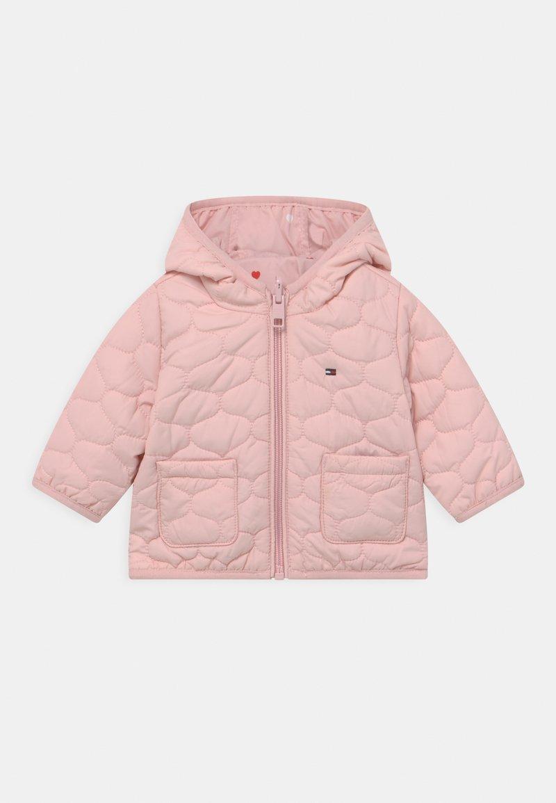 Tommy Hilfiger - BABY REVERSIBLE UNISEX - Winter jacket - pink