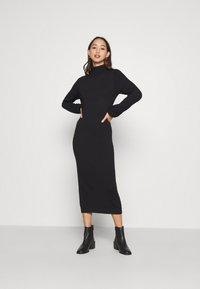 Even&Odd - Jumper dress -  black - 0