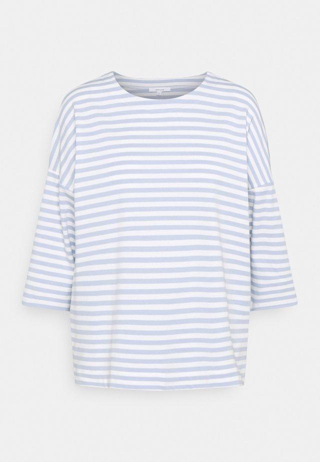 SEIFEN - T-shirt à manches longues - silent blue