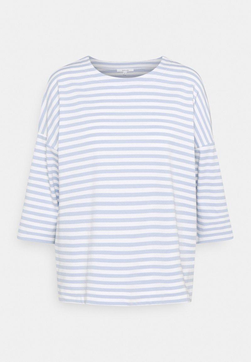Opus - SEIFEN - Long sleeved top - silent blue