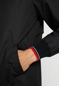 HARRINGTON - MICK HOODED - Summer jacket - black - 5
