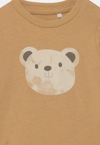 Name it - NBFLISSY 3 PACK - Long sleeved top - whitecap gray - 3