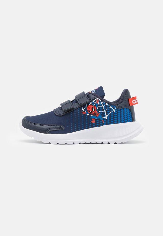 TENSAUR RUN UNISEX - Neutral running shoes - legend ink/footwear white/blue