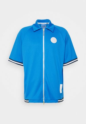 HOOPS SHOOTING - Camiseta estampada - palace blue