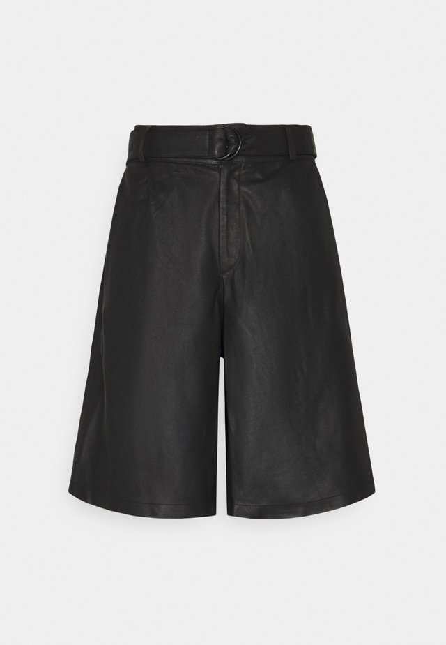LONG - Shortsit - black