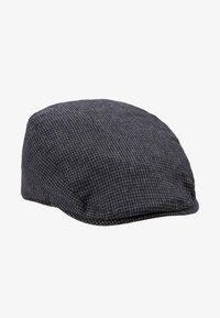 Burton Menswear London - PUPPYTOOTH  - Beanie - navy - 4