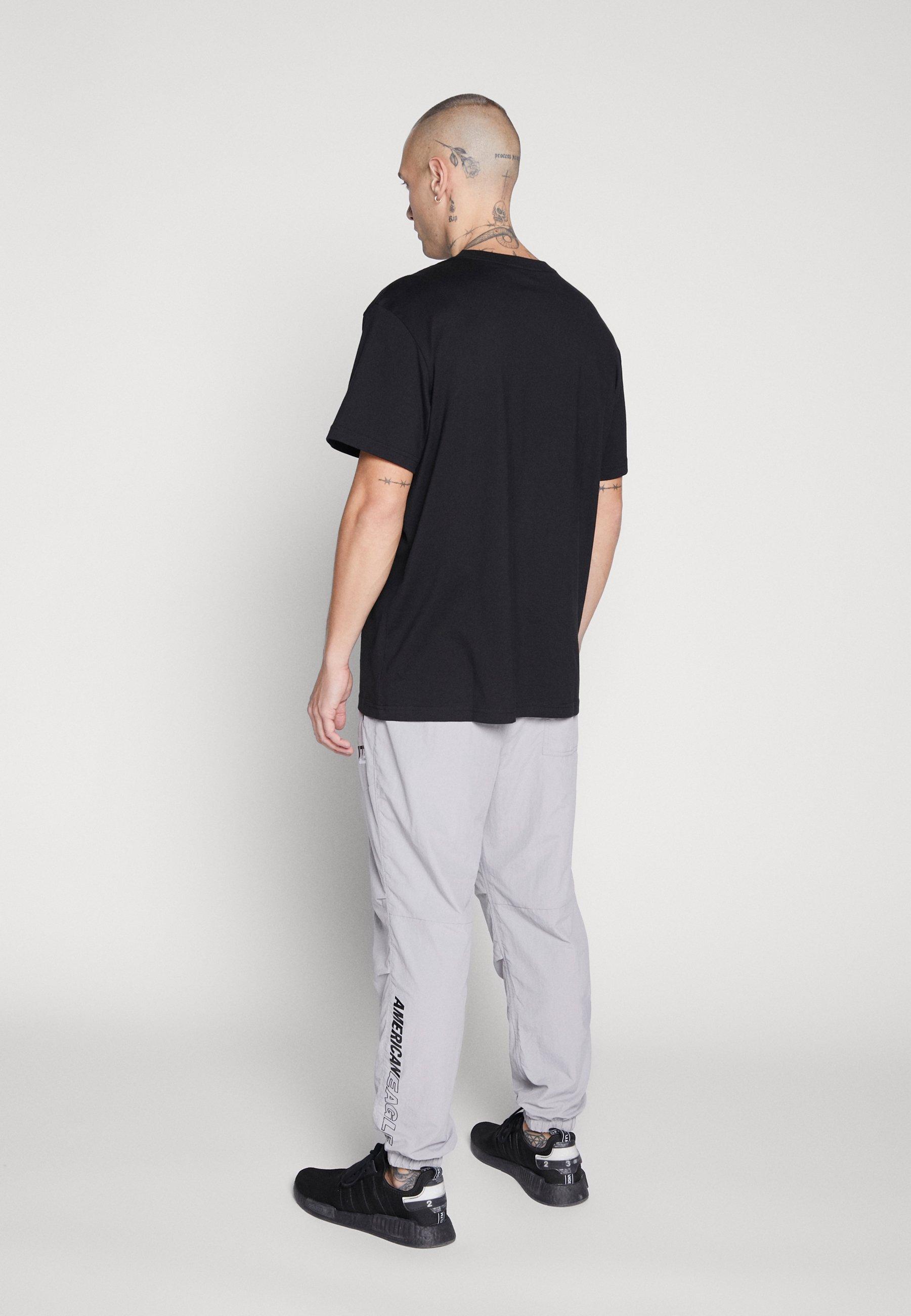 American Eagle CORE JOGGER - Pantalon de survêtement - grey