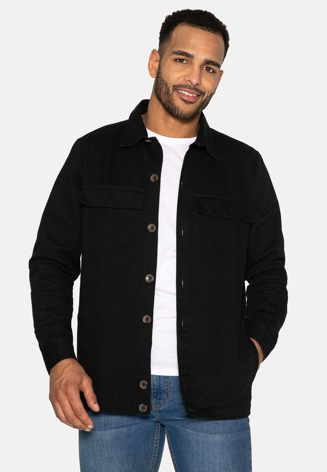 OZONE - Summer jacket - schwarz