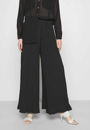 YASSMILLA PANT - Kalhoty - black