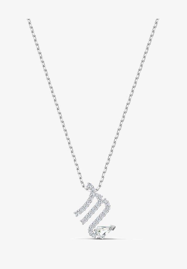 SCORPIO - Necklace - white