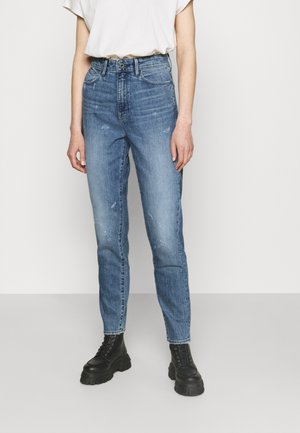 JANEH ULTRA HIGH MOM ANKLE - Relaxed fit jeans - sun faded ice fog