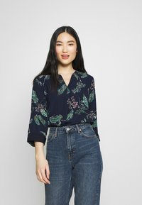 Vero Moda - VMSUS - Blouse - night sky sus - 0