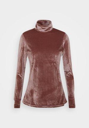 SKIVVY - Sports shirt - misty rose