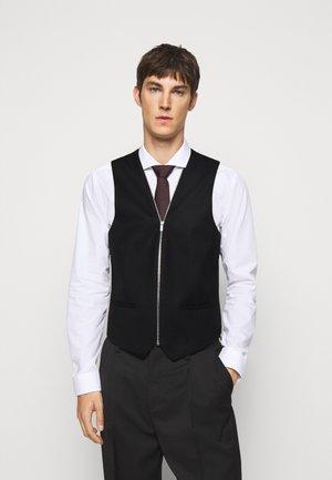 VIN - Waistcoat - black