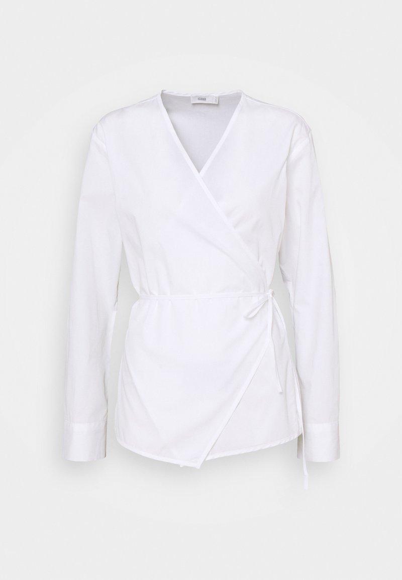 CLOSED - AMELIA - Blouse - white