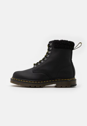 1460 COLLAR UNISEX - Veterboots - black