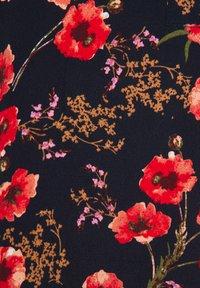 Zizzi - VBELLA BLOUSE - Print T-shirt - black - 4