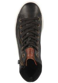 Paul Green - High-top trainers - schwarz/mittelbraun 027 - 1
