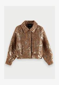 Scotch & Soda - JACQUARD - Light jacket - combo a - 5