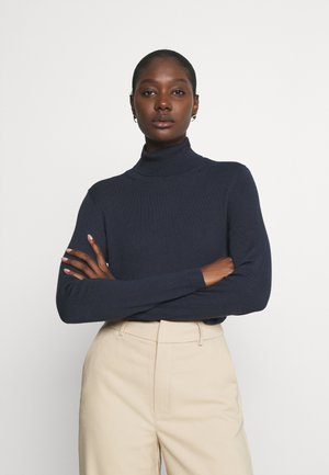 TURTLE - Jumper - navy