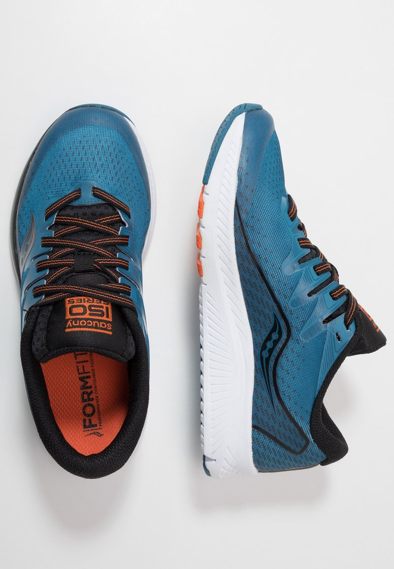 Saucony - S-RIDE ISO 2 - Trainers - blue/black