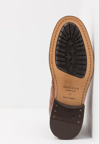 Hudson London - SHERWOOD - Lace-up ankle boots - tan - 4