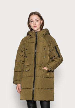 VMELOISE JACKET - Winter coat - dark olive