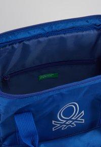 Benetton - BAG - Rugzak - blue - 5