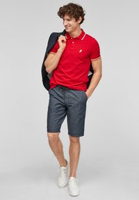 s.Oliver - Polo shirt - red - 1